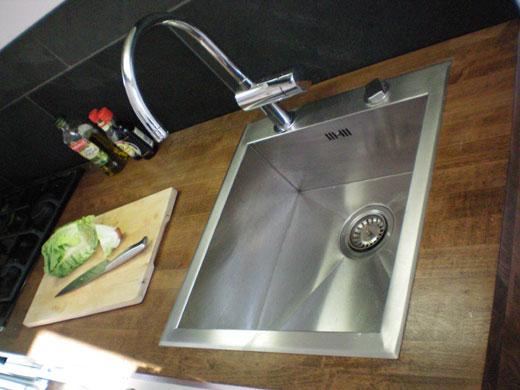 Küchenplanung  Raumplanung, Sanierung, Renovierung  ~ Spülbecken Küche