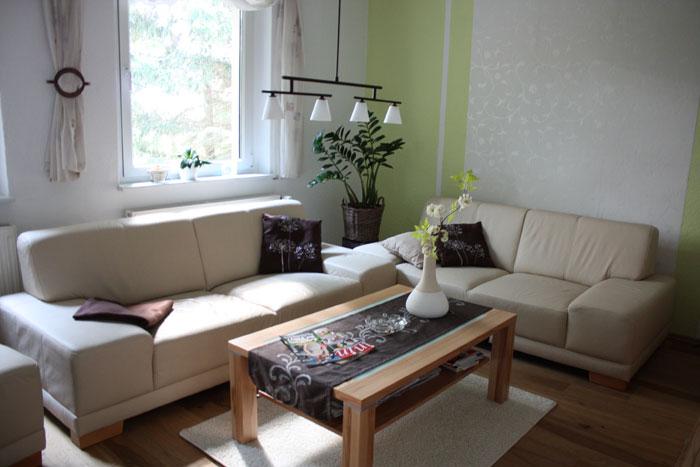 Wohnraumgestaltung Im Einfamilienhaus - Wohnraumgestaltung wohnzimmer